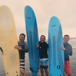 「ヒュー!日向でサーフィンデビューツアー」第2弾募集開始しました!