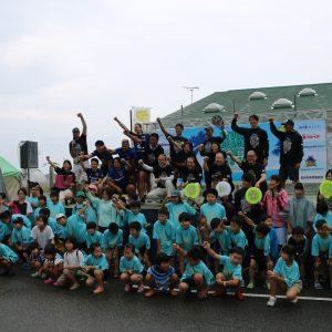 日向ビーチスポーツフェスが開催されました。