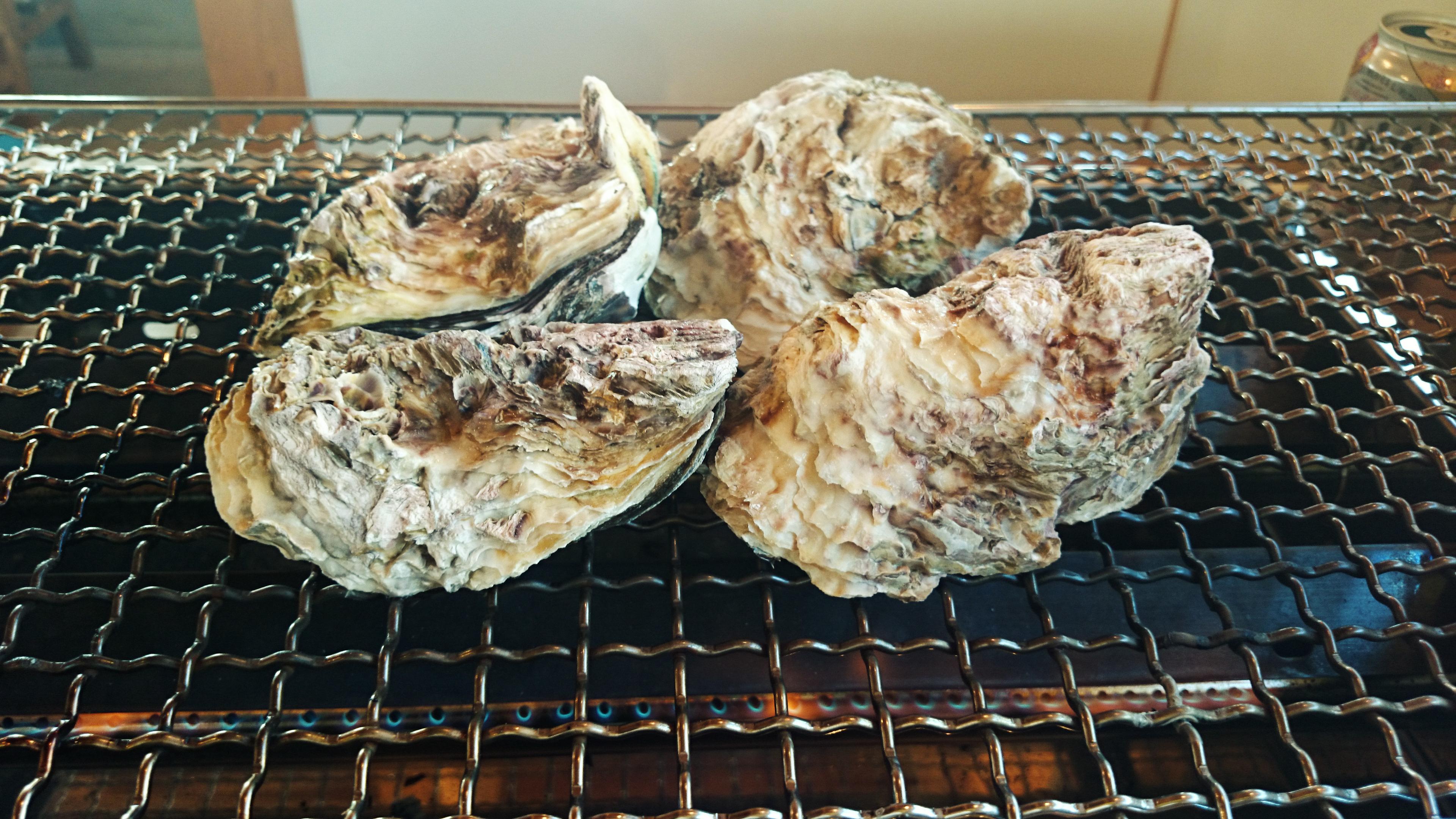 岩牡蠣1kg1400円