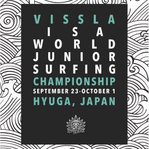 2017 VISSLA ISA 世界ジュニアサーフィン選手権まであと40日