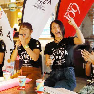 ~サーフィン世界戦、渋谷から応援しよう!!〜white buffalo HYUGA PRO'19×SHIBUYA109